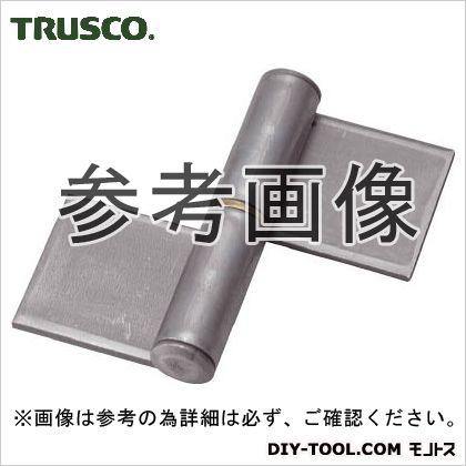 トラスコ TRUSCO スチール製特厚溶接旗蝶番右用全長127mm 2個入 168 x 送料無料カード決済可能 28 mm 2個 82 公式 2000W127R