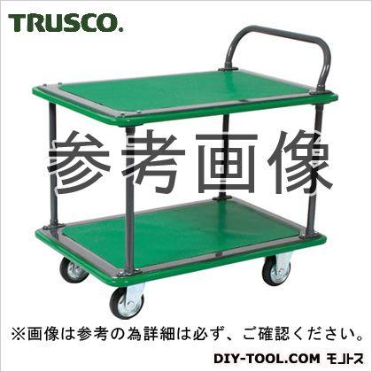 TRUSCO ハイグレード運搬車2段片袖型740X460 104EBN