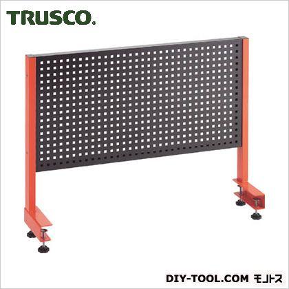 トラスコ(TRUSCO) 前パネル(軽量作業テーブル用) 902×608 黒 TFCP900