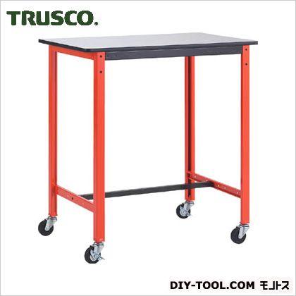 トラスコ(TRUSCO) 軽量作業用テーブルキャスター付 900×600×968 TFAE0960C75