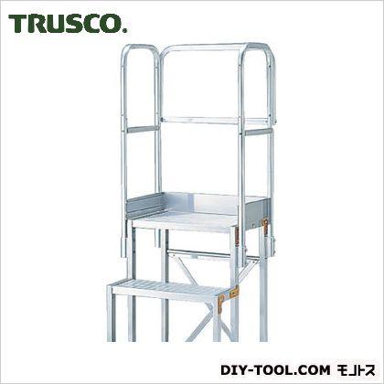 トラスコ(TRUSCO) 作業台用天場三方手すりTSF-266・369・4612用 TSF-TE2