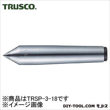 トラスコ レースセンター超硬付 MT3 チップ径18mm TRSP318