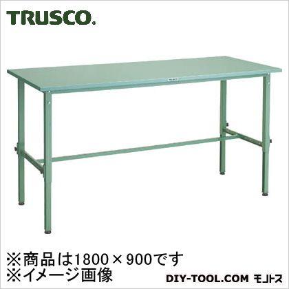 トラスコ(TRUSCO) SAEM型高さ調節作業台1800X900 SAEM1809