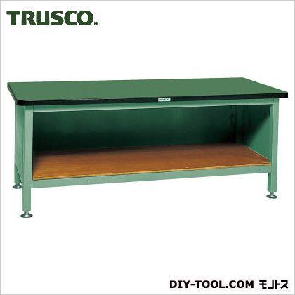 トラスコ 重量TW型3トン作業台リノ天板幕板付 1800×750 RTWZ1800