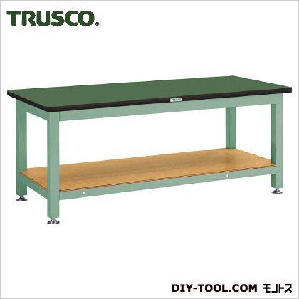 トラスコ(TRUSCO) RTW型作業台1800X750XH740 760 x 1810 x 740 mm RTW1800