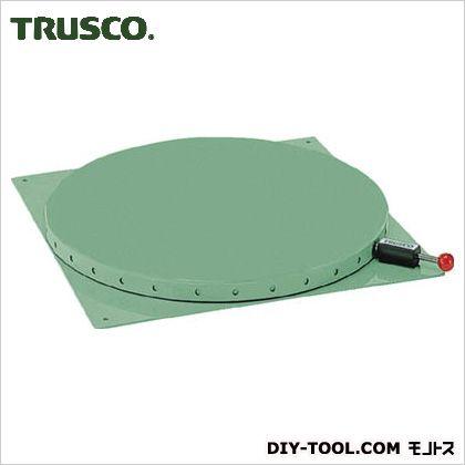 トラスコ(TRUSCO) 回転台丸型Φ600耐荷重500kg 610 x 608 x 40 mm RT-600