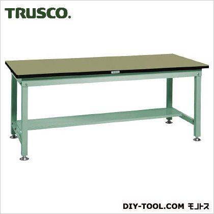 トラスコ 中量1200kgHW作業台リノ天板 1800×900 RHW1809