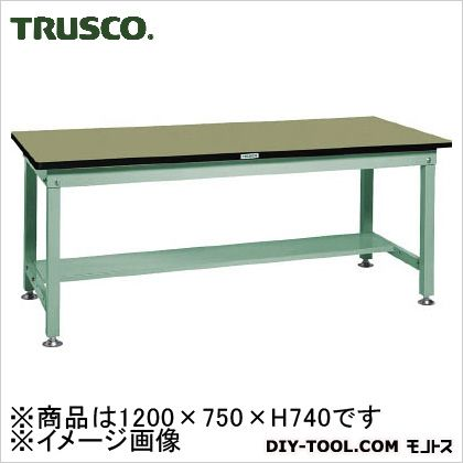 トラスコ 中量1200kgHW作業台リノ天板 1200×750 RHW1200