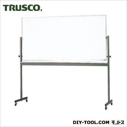 トラスコ 回転ボード 緑×白 900×1800 RG303