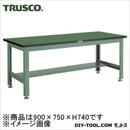 トラスコ(TRUSCO) RDW型作業台900X750XH740 RDW-900