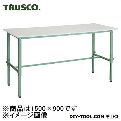 トラスコ(TRUSCO) RAEM型高さ調節作業台1500X900 RAEM1509