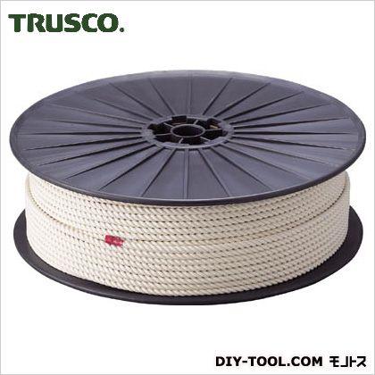 トラスコ 綿ロープボビン巻 9mm×150m R9150M