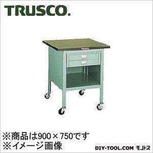 トラスコ 小型作業台 900×750×810 OWC9075E