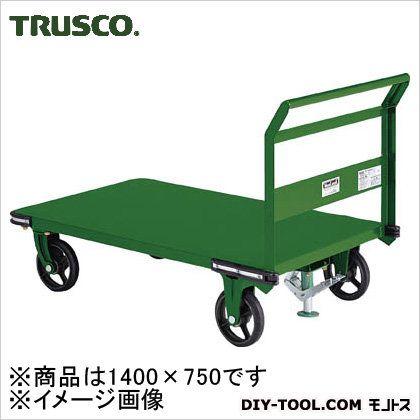 トラスコ 大型鋼鉄製運搬車ストッパー  OHN1LS