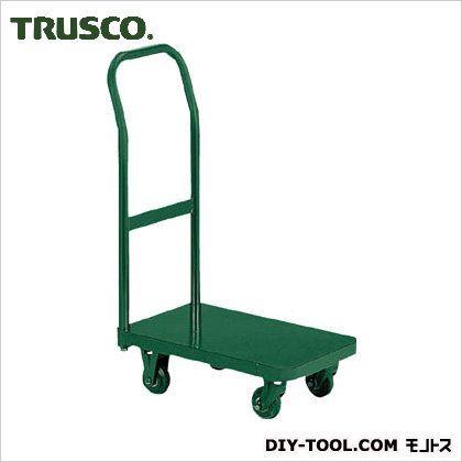 トラスコ(TRUSCO) 小型鋼鉄製運搬車454X300Φ75鋳物車輪 OH-4530