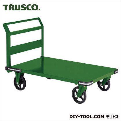 トラスコ 大型鋼鉄製運搬車 1200×750 OH1