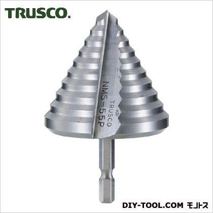 トラスコ ナイスステップドリル樹脂用  NMS55P