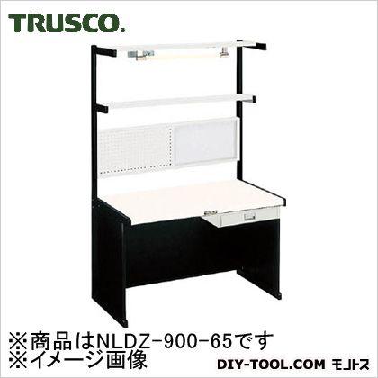 トラスコ ニューラインデスク幕板付  NLDZ-900-65