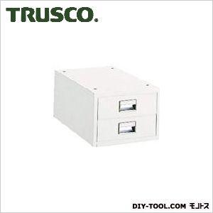 トラスコ ニューラインデスク用作業台キャビネット2段  NLD2
