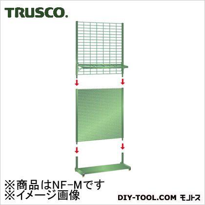 TRUSCO NFスーパーラック用パンチパネル NF-M