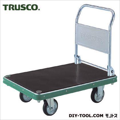 トラスコ NDハンドトラック 折たたみハンドル ゴム板付  ND9062GMK