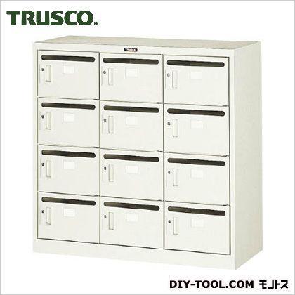 TRUSCO メールボックス12人用900X380XH880  MV-12P