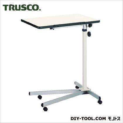 トラスコ(TRUSCO) ミニテーブル立ち作業用ハイタイプ600X400X740~1040 MT600H