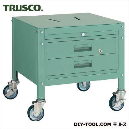 TRUSCO ボール盤台キャスター付  UB-N13C