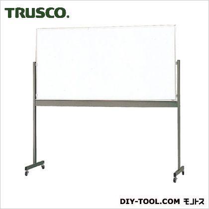 トラスコ(TRUSCO) 片面移動ボードスチール製ホワイトボード白900X1800 1880 x 930 x 172 mm MG402