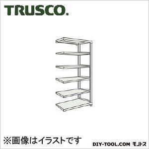 トラスコ M500kg型中量棚 連結 ネオグレー 1800×921×H2400 M58696B