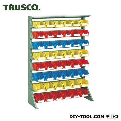 トラスコ(TRUSCO) 重量コンテナラックH1265T2X48 U-1208 1S