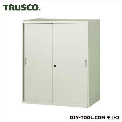 トラスコ 電気亜鉛メッキH1050スチール引違工具保管庫  TZS11