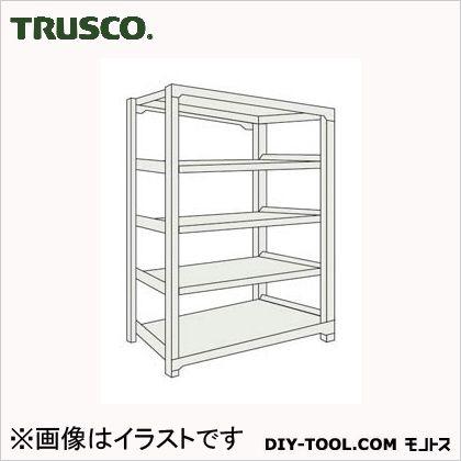 トラスコ(TRUSCO) M3型中量棚1800X471XH15005段単体ネオグレ NG M35655 1台