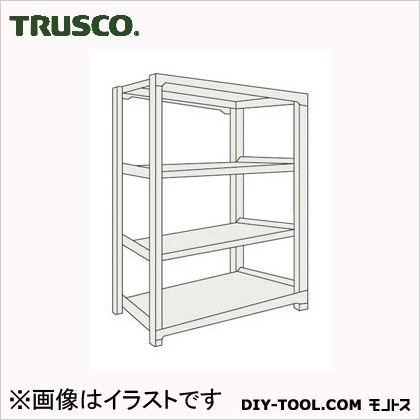 トラスコ(TRUSCO) M3型中量棚1500X571XH12005段単体ネオグレ NG M34565 1台
