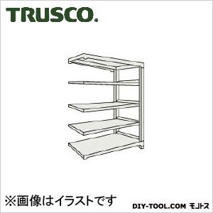 トラスコ(TRUSCO) M3型中量棚900X471XH12005段連結ネオグレ NG M34355B 1台
