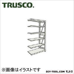 トラスコ(TRUSCO) M10型重量棚1800X760XH21006段連結ネオグレ NG 760 x 2100 x 400 mm M107676B 1台