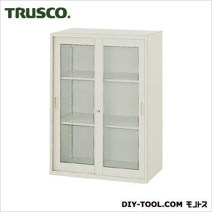 トラスコ 電気亜鉛メッキH1050ガラス引違工具保管庫  TZJ11