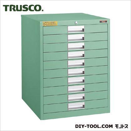 トラスコ 軽量キャビネット 500×550×650 LVE-655