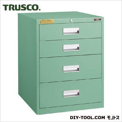 トラスコ 軽量キャビネット 500×550×650 LVE-653