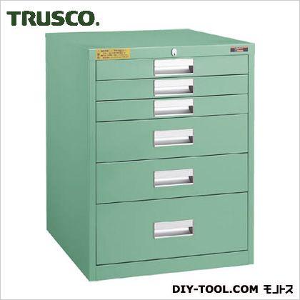 トラスコ 軽量キャビネット 500×550×650 LVE-651