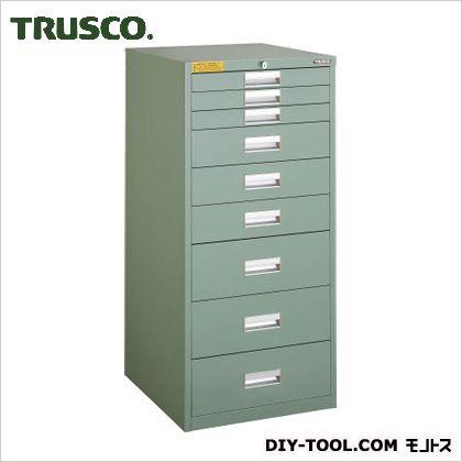 トラスコ 軽量キャビネット 500×550×1100 LVE-1104