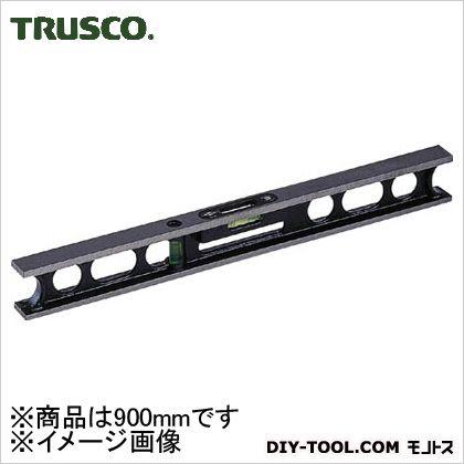 トラスコ 鉄製レベル 900mm (LS900) 水平器 水平 水平機