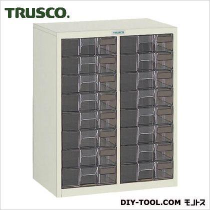 トラスコ(TRUSCO) カタログケース深型2列8段600X400XH700 620 x 420 x 760 mm LB2C8