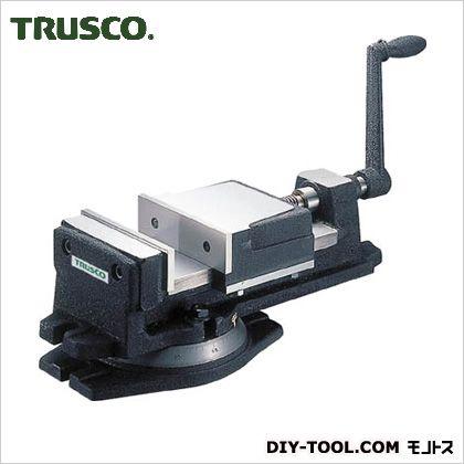 TRUSCO K型ミーリングバイス回転台付き150mm KV-150
