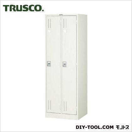 トラスコ(TRUSCO) 手ぶらキーロッカー2人用608X515XH1790 525 x 623 x 1800 mm KL27