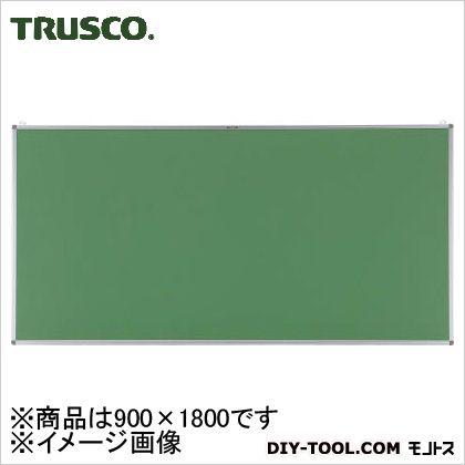 トラスコ 掲示板ピン専用 グリーン 900×1800 (KE36SG)
