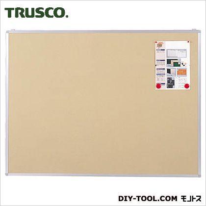 TRUSCO エコロジークロス掲示板900X1200ベージュ KE-34SBM