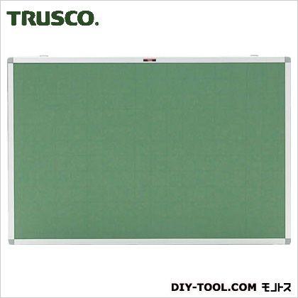 トラスコ エコロジ-クロス掲示板(暗線入り) グリーン 600×900 KE23SGA