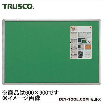 トラスコ 掲示板ピン専用 グリーン 600×900 KE23SG