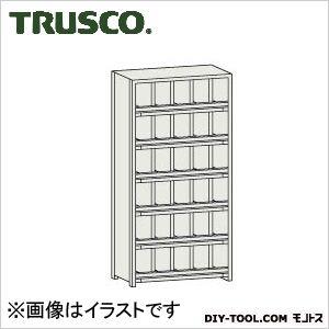 トラスコ(TRUSCO) KC-M型区分棚前当り付875X250XH18005列6段 264 x 889 x 1802 mm KC5060m 1台